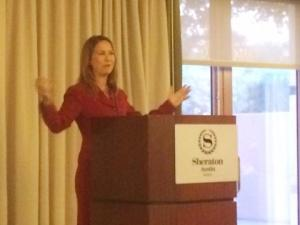 Keynote Speaker, Karin Crump Paralegal Day photo 1
