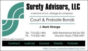 Surety Advisors, LLC
