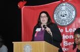 Past-President Erica Anderson, ACP